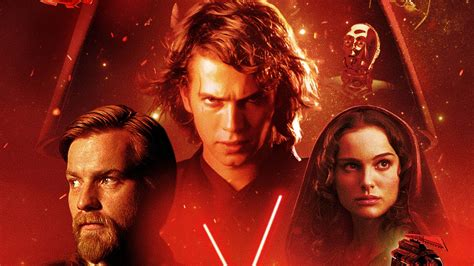 How Star Wars: Revenge of the Sith Redeemed the Prequel