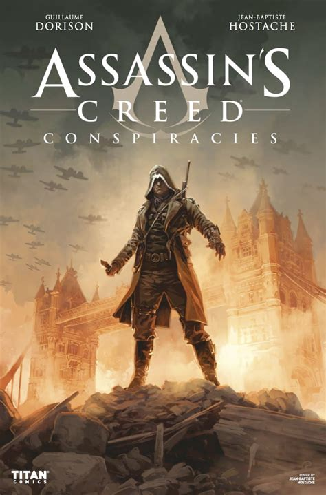 Preview of Assassin's Creed: Conspiracies #1