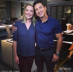 Katherine Heigl on comments from former Grey's Anatomy