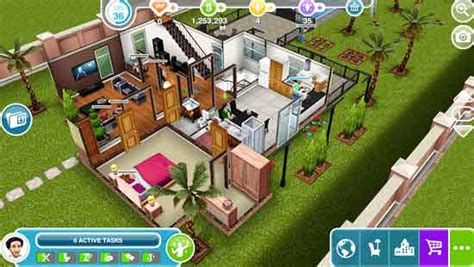The Sims FreePlay MOD (Unlimited Money / LP) APK Android