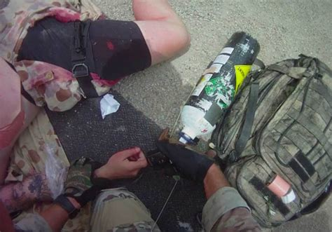 The Tactical Primary Survey for First-Responders – Tacmed