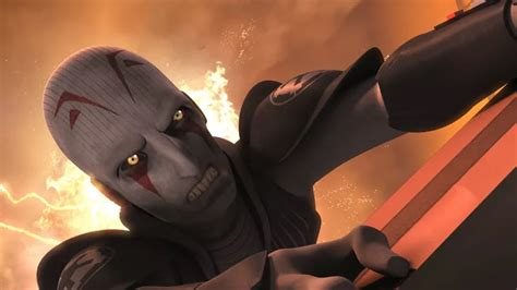 What did the Grand Inquisitor mean before he died? - Star