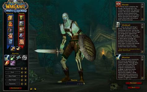 Undead (playable) - WoWWiki - Your guide to the World of
