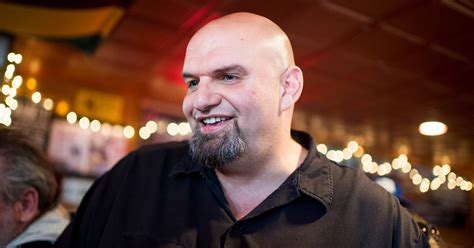 Lt Governor John Fetterman & Wife Are PA's Best Couple