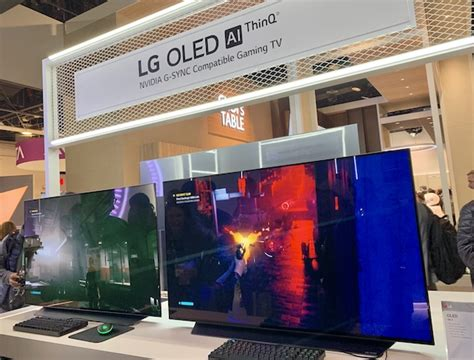 LG's New 48-Inch OLED TV's Got Game | Sound & Vision