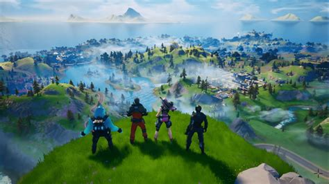 New Details on Fortnite Chapter 2: Map, Trailer, Vehicles