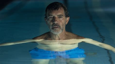 Antonio Banderas On 'Pain And Glory' And The Heart Attack
