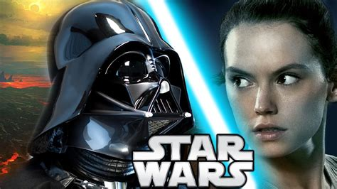 What Does Rey Know About Darth Vader? Star Wars Explained
