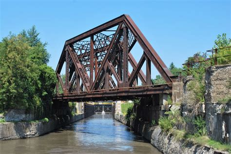 Ted's Best Small Ship Cruises (#2): The Erie Canal with