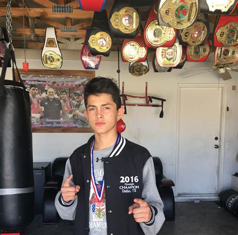 Victorville's Sean Garcia wins title at Nationals - Sports