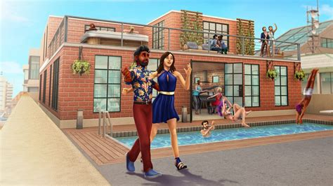 Penthouses Update - The Sims FreePlay