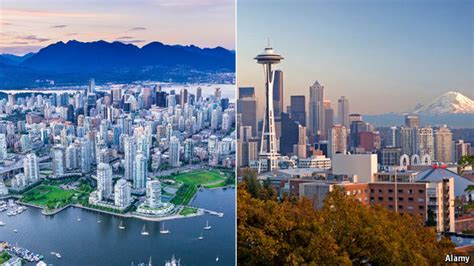 Vancouver and Seattle seek to come closer together - The