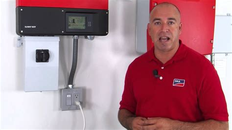 Sunny Boy TL-US: Secure Power Supply (SPS) - YouTube