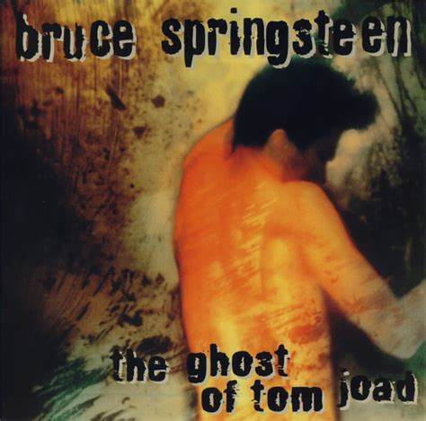 Bruce Springsteen - The Ghost Of Tom Joad (CD, Album) at