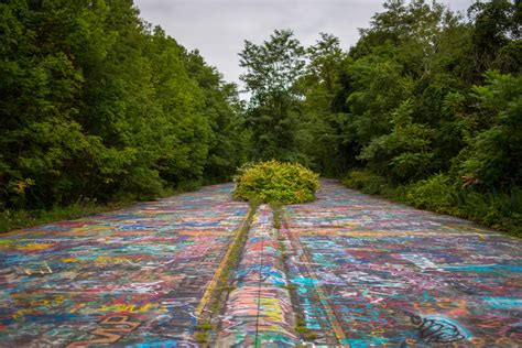 Centralia, Pennsylvania's least-populated town, has been
