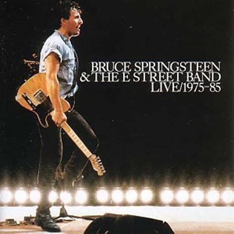 Bruce Springsteen & The E-Street Band - Live 1975-85