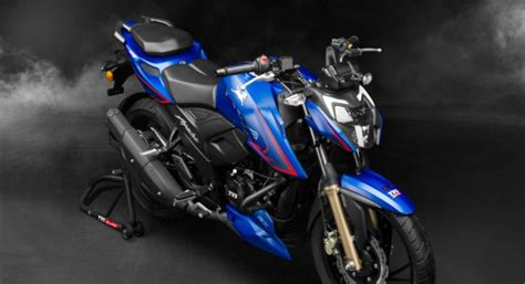 2021 TVS Apache RTR 200 4V With Ride Modes – All You Need