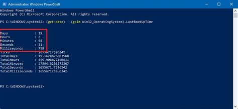 How to check your computer uptime on Windows 10 | Windows