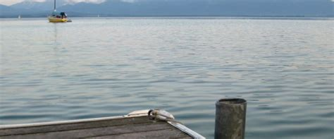 Camping am Chiemsee in Seebruck