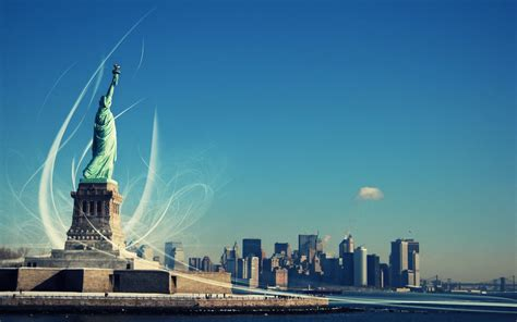 New York's Statue of Liberty Wallpapers   HD Wallpapers
